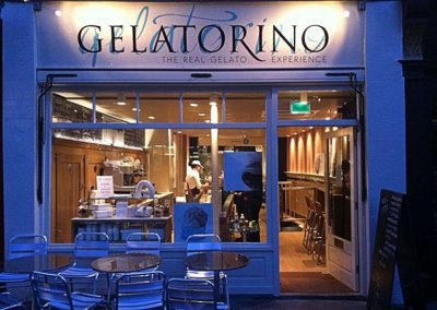 Gelatorino LTD London