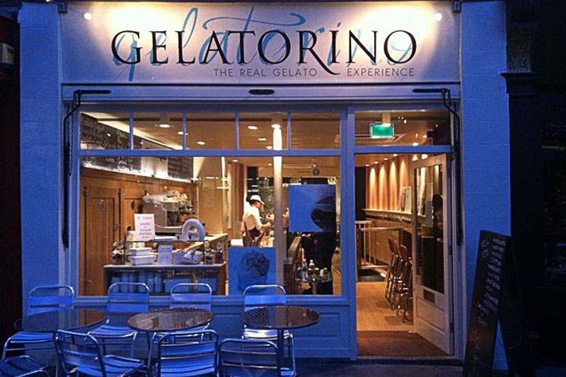 Gelatorino LTD London